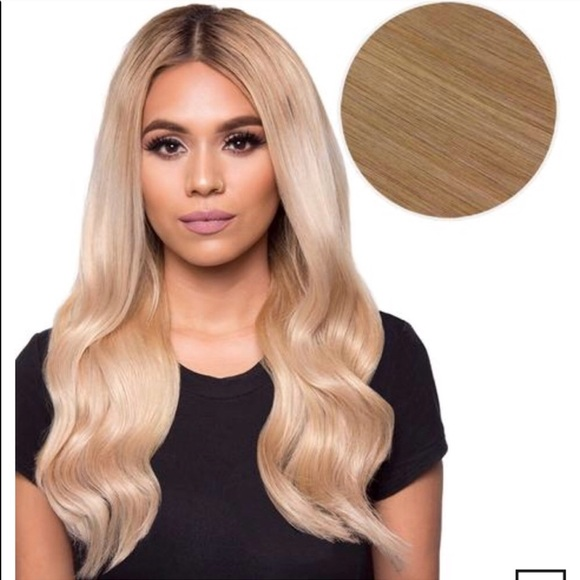 Bellami Accessories Dirty Blonde Hair Extensions New 18 120g